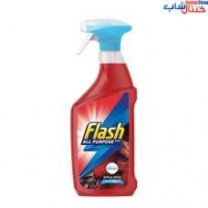 اسپری تمیز کننده چند منظوره Flash حجم 730 میلی لیتر