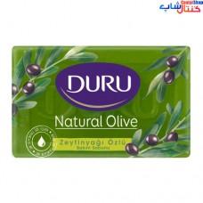 صابون شستشو DURU مدل natural olive وزن 160 گرم