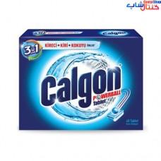قرص جرم گیر ماشین لباسشویی Calgon بسته 15 عددی