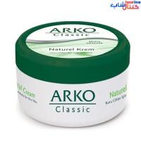 کرم مرطوب کننده ARKO Classic حجم 150 میلی لیتر