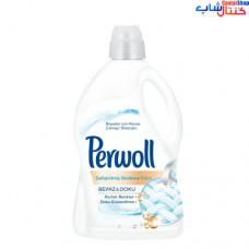 مایع لباسشویی Perwoll سفید حجم 4  لیتر